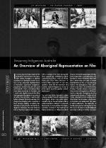 Screening Indigenous Australia: an Overview of Aboriginal Representation on Film