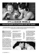 It? A Queer World - How Has Queer Film Changed Over The Years?