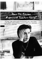 Does the Cinema Represent Teachers Fairly?