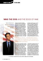 Wag The Dog And The Dogs Of War