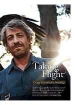 Taking Flight: Craig Monahan's <em>Healing</em>