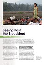 Seeing Past the Bloodshed: <em>Beatriz's War</em>