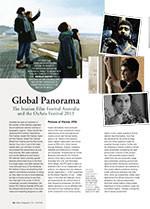 Global Panorama: The Iranian Film Festival Australia and the OzAsia Festival 2013