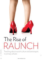 The Rise of Raunch: Teaching about Raunch Culture and Stereotypes in Primary Schools