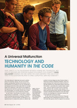 A Universal Malfunction: Technology and Humanity in The Code