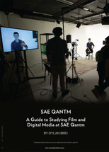 SAE Qantm: A Guide to Studying Film and Digital Media at SAE Qantm