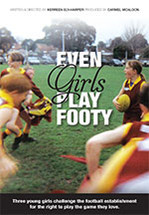 Even Girls Play Footy