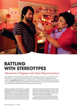 Battling with Stereotypes: Maximum Choppage and Asian Representation