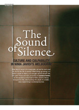The Sound of Silence: Culture and Culpability in Nima Javidi's Melbourne
