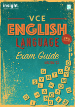 VCE English Language Exam Guide - 3rd Edition