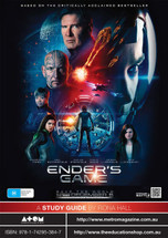 Ender's Game (ATOM study guide)