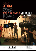 2016 ATOM SAC Pack for VCE Media Units 1&2
