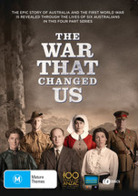 War That Changed Us, The