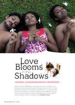 Love Blooms in the Shadows: Visakesa Chandrasekaram's Frangipani