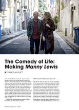 The Comedy of Life: Making Manny Lewis