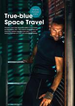 True-blue Space Travel: Shane Abbess' Infini