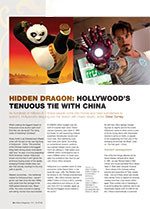 Hidden Dragon: Hollywood's Tenuous Tie with China