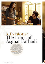 (di)visions: The Films of Asghar Farhadi