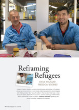 Reframing Refugees: Steve Thomas' Freedom Stories
