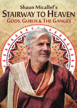 Shaun Micallef's Stairway to Heaven: Gods, Gurus & the Ganges (1-Year Access)