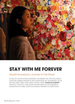 Stay with Me Forever: Kiyoshi Kurosawa's Journey to the Shore