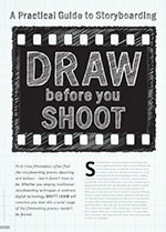 Draw Before You Shoot: A Practical Guide to Storyboarding