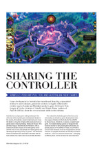 Sharing the Controller: Armello, Push Me Pull You and Australian Indie Games