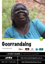 Songlines on Screen: Goorrandalng (ATOM study guide)