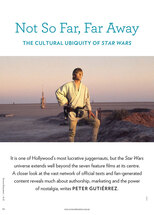 Blockbuster Central: Not So Far, Far Away: The Cultural Ubiquity of Star Wars