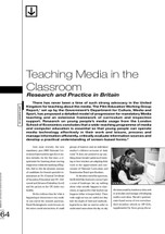 Teaching Media in the Classroom: Research and Practice in Britain