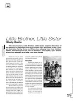 'Little Brother, Little Sister' (A Study Guide)