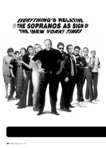 Everything's Relative, or 'The Sopranos' as Sign of the (New York) Times