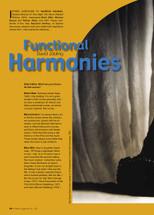 Functional Harmonies