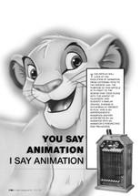 You Say Animation, I Say Animation