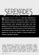 'Serenades'