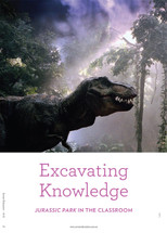 Excavating Knowledge: Jurassic Park in the Classroom