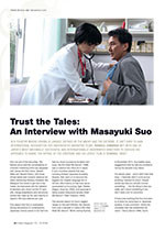 Trust the Tales: An Interview with Masayuki Suo