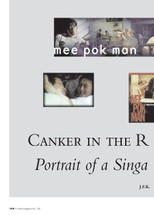 Canker in the Rose: Eric Khoo: Portrait of a Singaporean Filmmaker