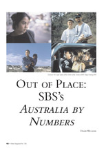 Out of Place: SBS's 'Australia by Numbers'