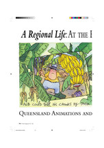 A Regional Life: At the Edge of the Peripheral: Queensland Animations and the Work of Max Bannah