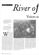 River of Dreams': Voices and Visions