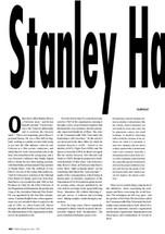 Stanley Hawes: A Grierson Man