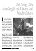 The Long Kiss Goodnight' and Maternal Ambivalence