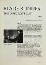 Blade Runner: The Director's Cut'