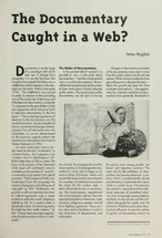 The Documentary Caught in a Web?