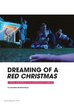 Dreaming of a Red Christmas: Craig Anderson on Australian Horror