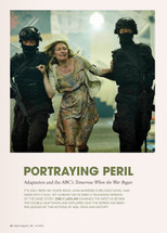 Portraying Peril: Adaptation and the ABC's Tomorrow When the War Began