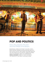 Pop and Politics: Hany Abu-Assad's The Idol and the Pitfalls of the Biopic
