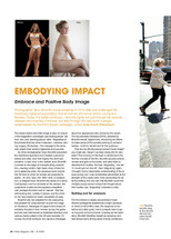 Embodying Impact: Embrace and Positive Body Image