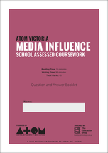 2017 ATOM Media Influence SAC for VCE Media